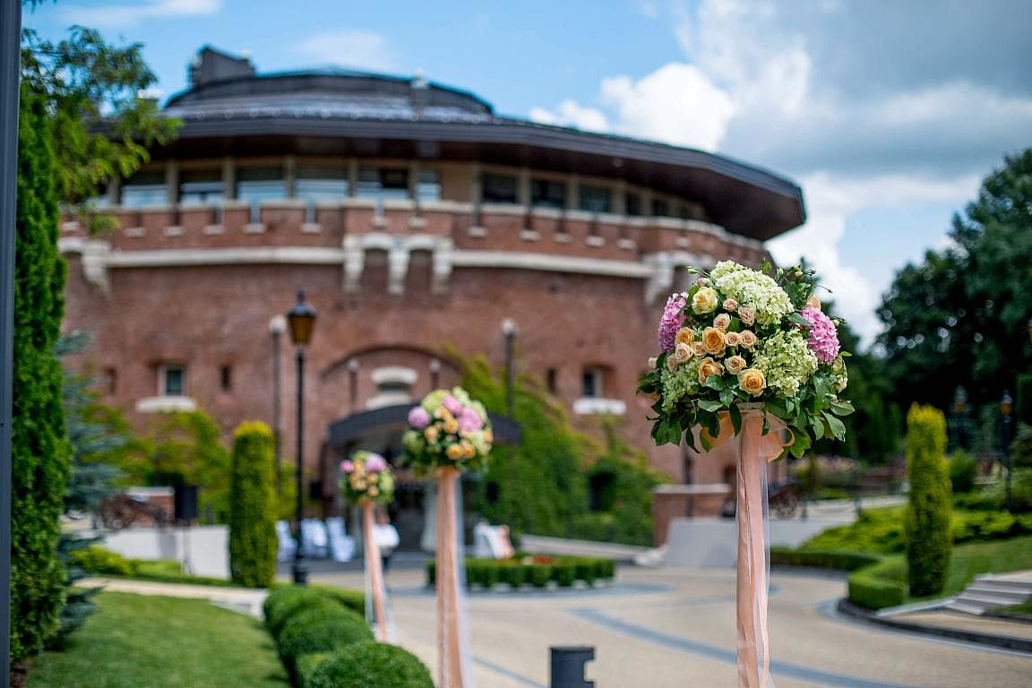 Weddings in Lviv - Citadel Inn