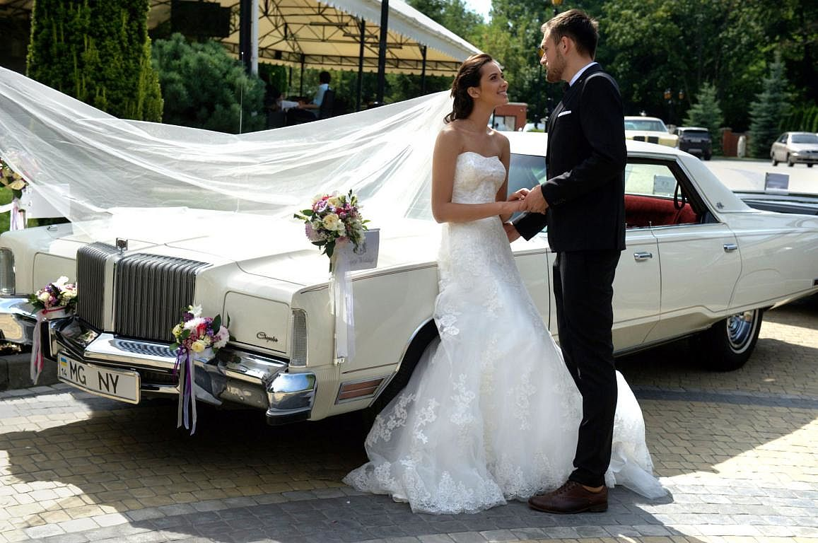 Wedding destinations - Citadel Inn, Lviv